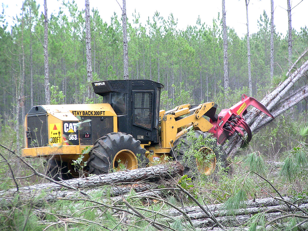 Harrison Logging   Rolling Out