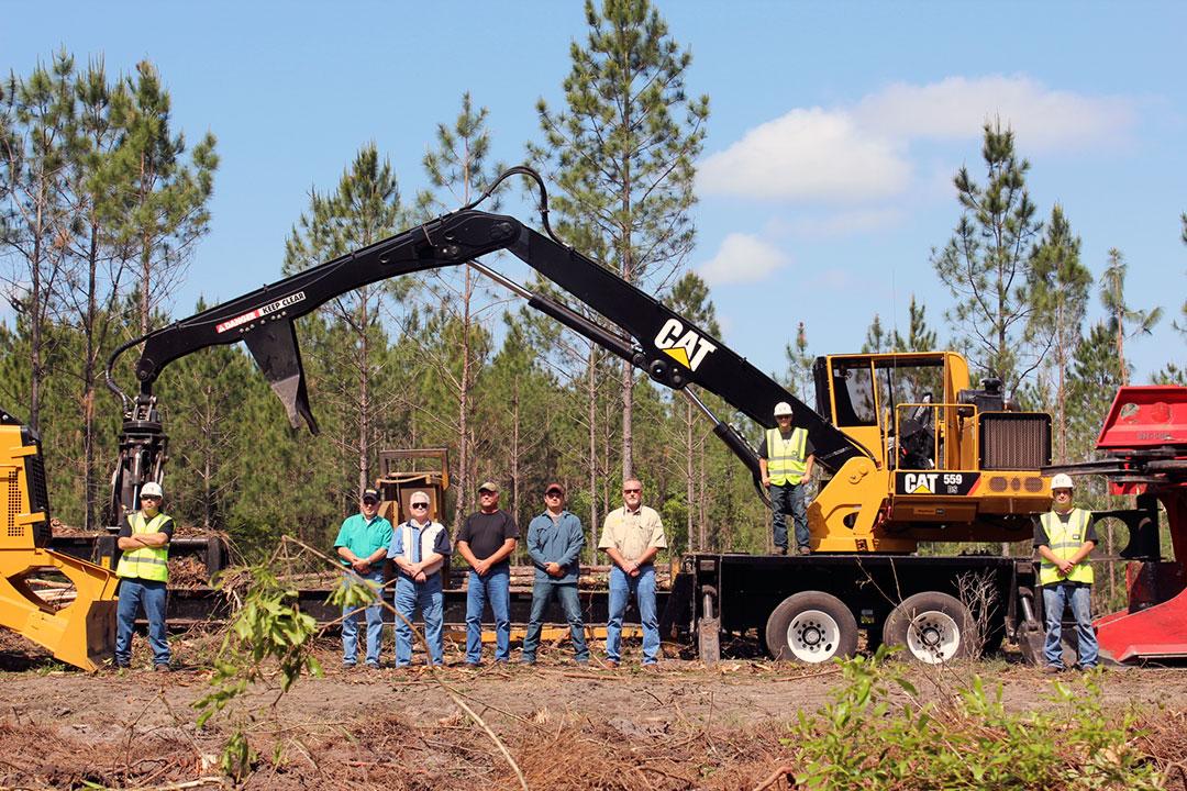 Black River Logging   Fortunate Son