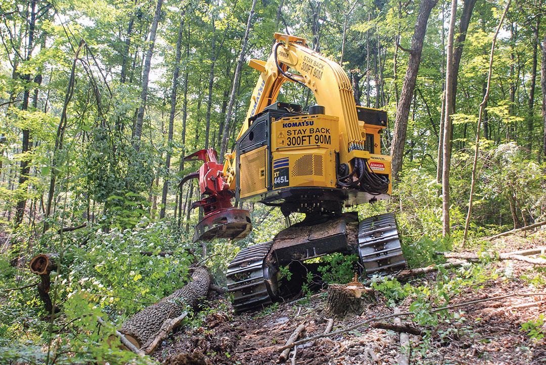 C&L Logging   Onward, Upward