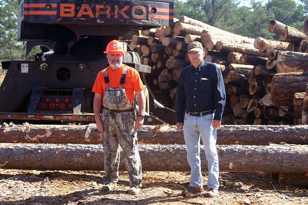Bazor Pulpwood Company   Moving Forward