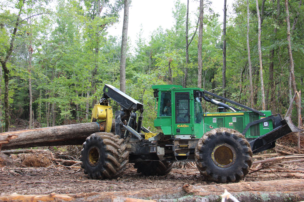 Chad Prater Logging | Hardworking