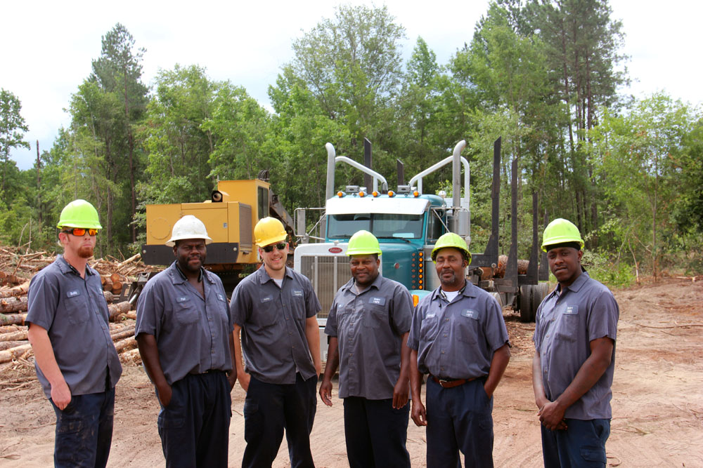 Sanders Logging Company | Ready To Take Control