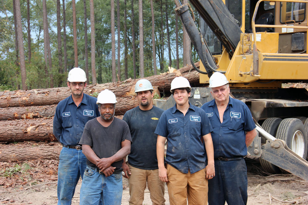 Wedgeworth Logging | Big Time Pine