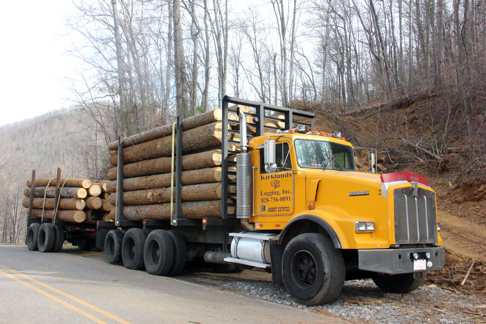 Kirkland's Logging | Not Giving Up