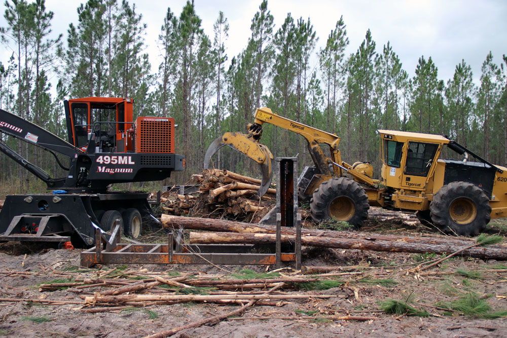 North Bay Timber | Pulling Double Duty