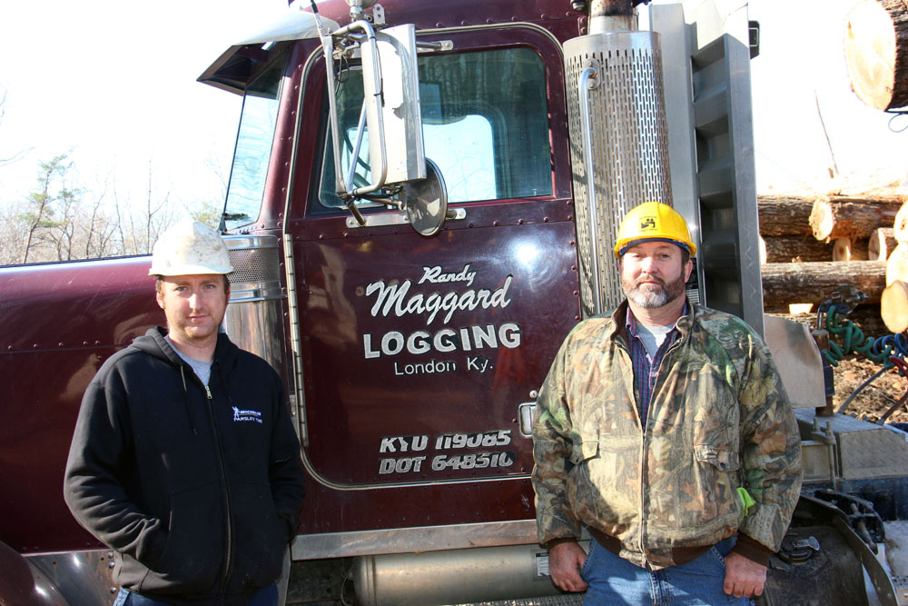 Randy Maggard Logging | Making Moves