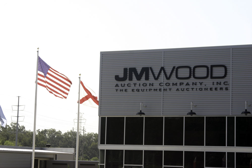 J.M. Wood Auction's 44th Annual Fall Forestry Auction