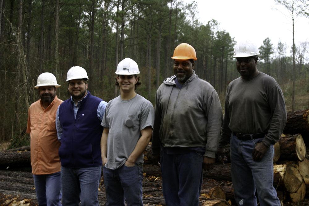 Bry Logging, LLC   Firm Foundation