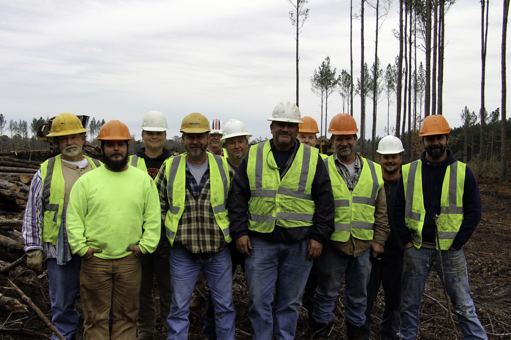 McGowin Logging Company | Deep Roots