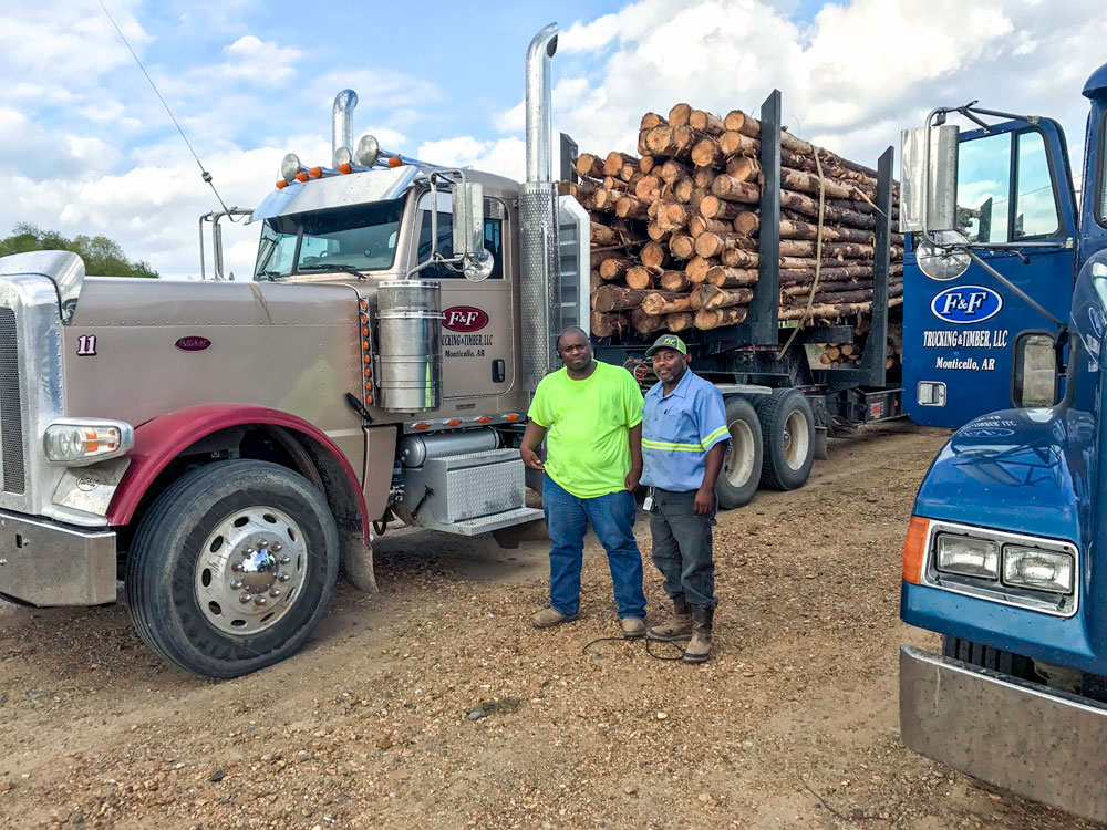 F&F Trucking & Timber, LLC | Good Choice