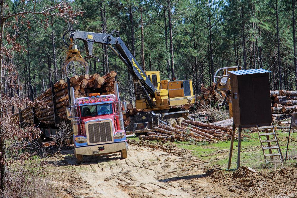 Bowlin Logging LLC   Double Play
