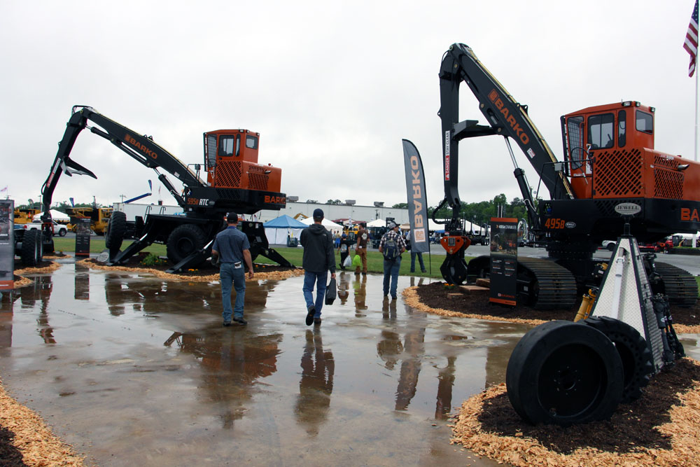 36th East Coast Logging & Equipment Expo | Showtime