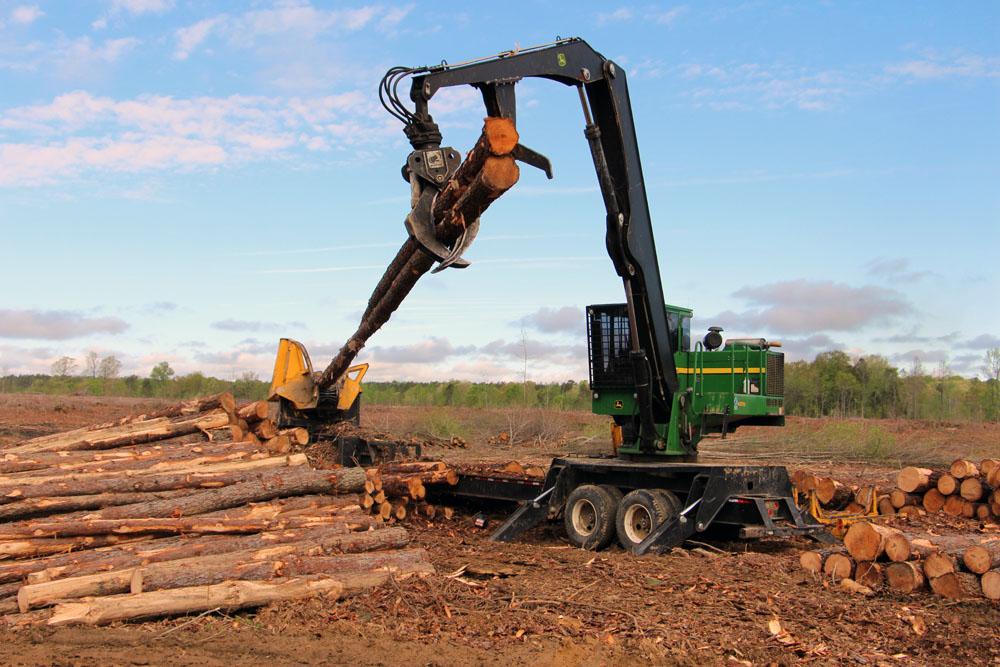 Chris C. Scott Logging LLC   What It Takes