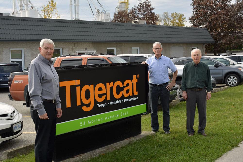 Tigercat   Continuous Devotion
