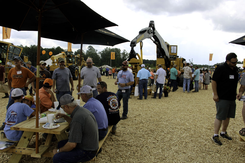 Mid-South Forestry Equipment Show
