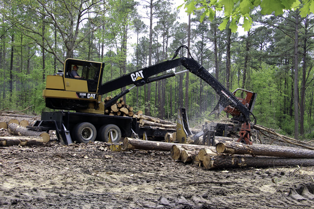 Jimmy Williams Logging   City Meets Country