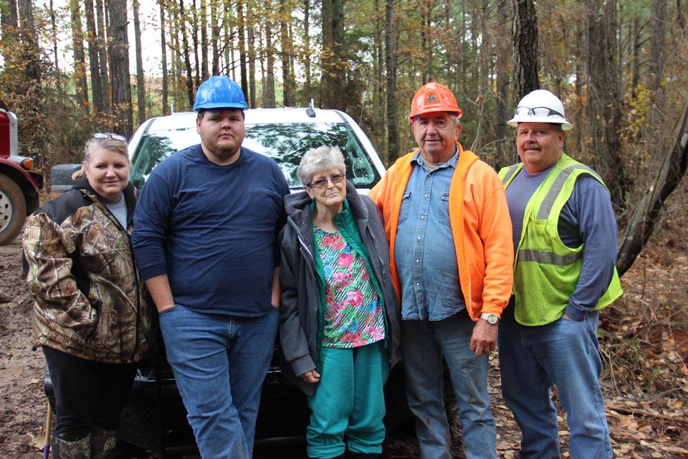 Ray Dotson Logging | Building Blocks
